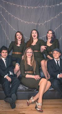 Company B Jazz Band