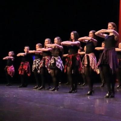 Eire Born Irish Dancers