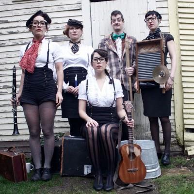 Myrtle fam band